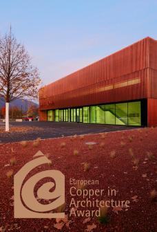 European Copper für Sporthalle St. Martin