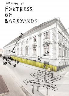 Festivalzentrum des steirischen herbst 2014