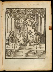 idee und form _ Gregor Reisch (um 1470-1525),