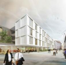 Krankenhaus der Barmherzigen Brüder Graz _ 1. Platz