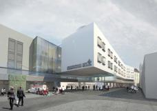 Krankenhaus der Barmherzigen Brüder Graz _ 2. Platz