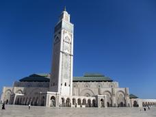 Moschee Hassan ll / Casablanca, Michel Pinseau, 1993 © Boggy - Fotolia.com