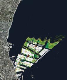 nordholmene - plan