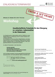 wegener center workshop 2013
