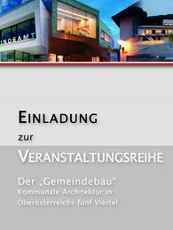 afo _  Der Gemeindebau