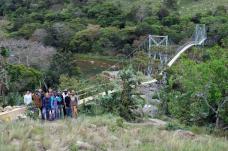 Eine Brücke für das Leben