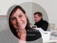 Anna Kovacs von NANA Architektur in der neuen architektur in progress-Videoserie standpunkte