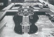 Raimund Abraham, Rainbow Plaza, Niagara Falls, NY