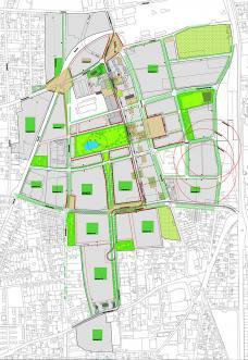Graz-Reininghaus Rahmenplan