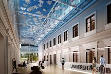 Sanierung & Erweiterung Bibliothek UNI Graz