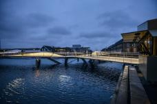 Kopenhagen Butterfly Bridge