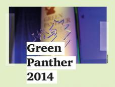 Green Panther 2014