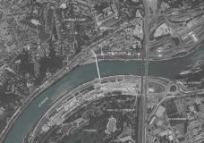 Lyon Lageplan Passererelle