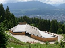 Umbrüggler Alm - Ausflugsrestaurant oberhalb von Innsbruck