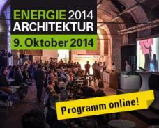 Energie-Architektur 2014