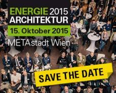 Fachkongress ENERGIE-ARCHITEKTUR 2015