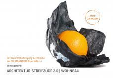 FH Joanneum Graz: Architektur-Streifzüge 2.0 _ Wohnbau