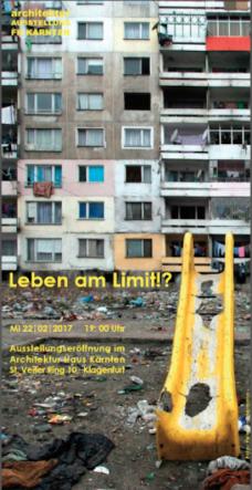 FH Kärnten: Leben am Limit!?