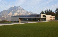 Agrarbildungszentrum Salzkammergut, Altmünster, Architektur: Fink Thurnher, Bregenz, 2012