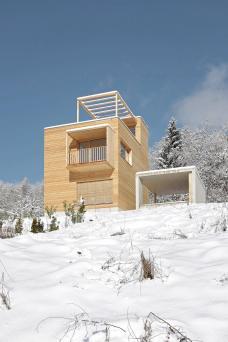 Holzbaupreis Kärnten 2015 Holzturm Rohrmoser