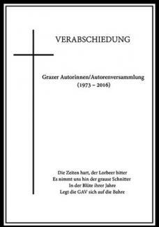Grazer Autorinnen Autorenversammlung (1973 – 2016)