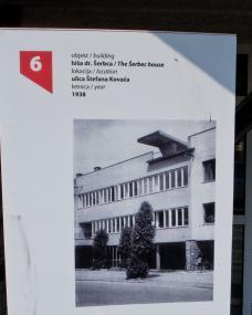 Gruber_Partnerstaedte Maribor 2012_4 Murska-Sobota-Arch-Serbec
