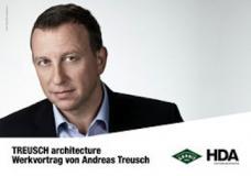 HDA Graz: Werkvortrag Andreas Treusch