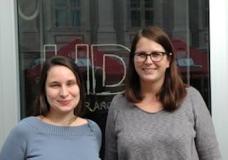 HDA _ Theresia Stahl & Kathrin Kernbichler unser neues Häuser schaun JUNIOR-Team