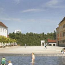 karmeliterplatz – stadtpark