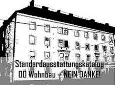 wohnbau OÖ petition