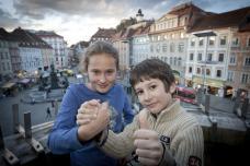 Kinderbürgermeisterin und Kinderbürgermeister 2013