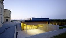 Landwirtschaftliche Fachschule Ritzlhof, Haid, 2011 Architektur: Raimund Dickinger, Mario Ramoni