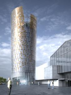 Spatenstich Science Tower / Smart City Graz