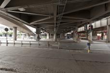 Das Erbe der autogerechten Stadt in Stockholm