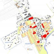 Lageplan vom Beispielprojekt Hausmannstätten
