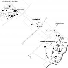 Karte Kulturraum Hombroich