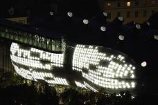 Kunsthaus Graz: Bix am 02.10.2003