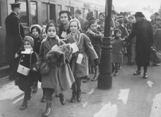 Verdrängte Jahre_Kindertransport 2_© Österreichische Nationalbibliothek