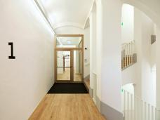 Kammergebäude der ZiviltechnikerInnen in Graz, Schönaugasse 7 nach der Renovierung