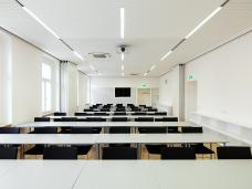 Kammergebäude der ZiviltechnikerInnen in Graz, Schönaugasse 7 nach der Renovierung,