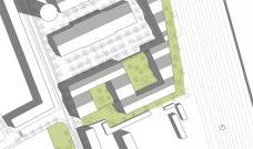 Smart City Graz – Waagner-Biro, Baufeld Süd, Lageplan