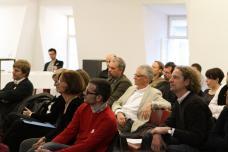 Symposium heimatlos im HDA Graz
