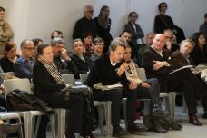 Symposium heimatlos im HDA Graz,