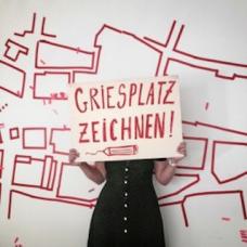 Griesplatzzeichnen