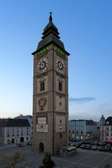 Pixel im Turm, Enns, Architektur: Christoph Haas Architekt, Enns