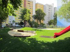 Spielplatz Laudongasse