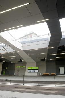 Nahverkehrsdrehscheibe Graz Hauptbahnhof
