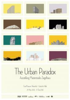 flyer the urban paradox