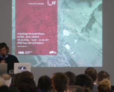 Prof. Andreas Lichtblau vom i_w über Probleme peripherer Regionen