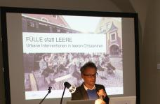 Rainer Rosegger, Lehrauftrag i_w, über neue Perpektiven schrumpfender Städte am Beispiel Eisenerz